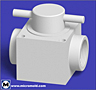 2-Way Full Port Plug Valve