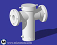Basket Strainer Flanged