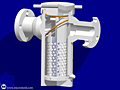 Basket Strainer Parts