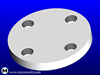 Blind Full Face Flange