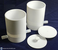 PTFE 1-gallon Vessel