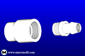 ADAPTERS- PIPE TO HOSE END (BARBS)